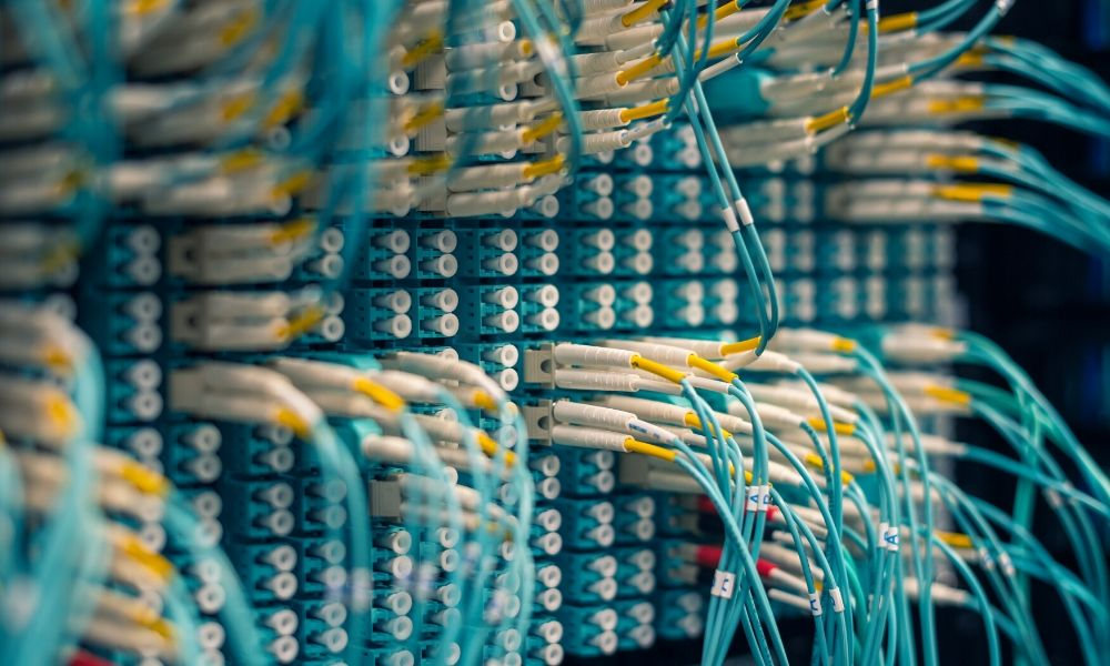 Data Center Cable Management Tips